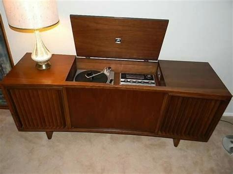 built in stereo cabinet 17 best images about turntables on radios