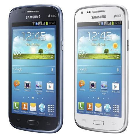 is samsung galaxy an android samsung galaxy android phone announced gadgetsin