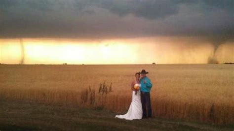 Tornadoes Become Unexpected Wedding Guests   The Weather