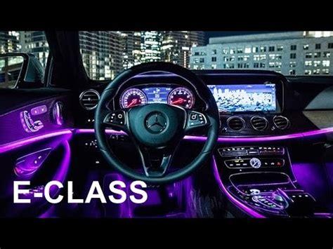 2017 mercedes e class interior lighting 2017 mercedes e class interior review