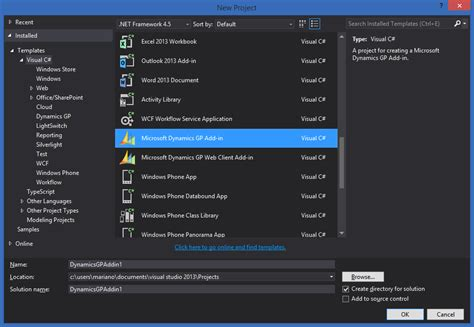 reset visual studio 2013 settings from command prompt the dynamics gp blogster visual studio tools for
