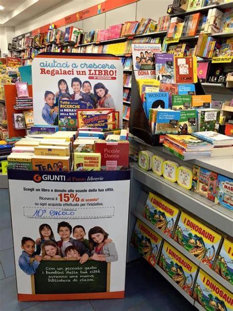 giunti al punto libreria come vanno i libri e le librerie per ragazzi il post