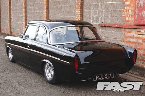 Handmade Cars Uk - custom ford zodiac fast car