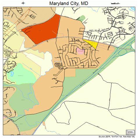 maryland map city maryland city maryland map 2451075