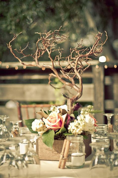 mini tree centerpieces 25 tree centerpieces ideas on twig