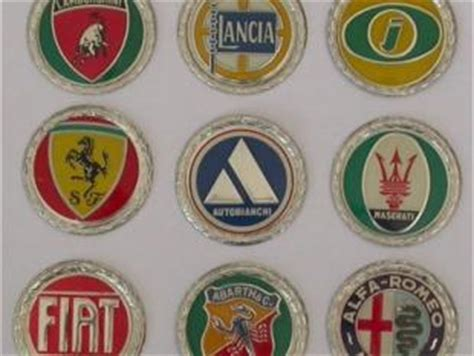 simboli automobilistiche la storia degli stemmi delle automobili chiarezza it