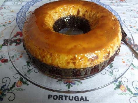 Rious Gold Cake Choco Cheese chocolate flan recipe condensed milk