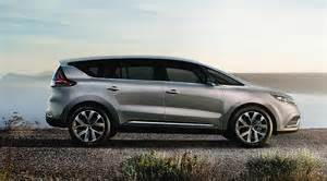 Motor Renault Renault Espace Revealed And For 2015 It S A Crossover By