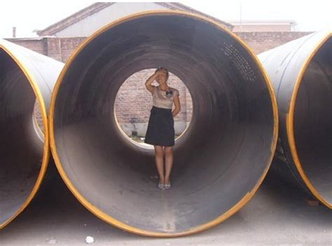 Big Pipe Plumbing by Supply China Large Diameter Ssaw Pipesspiral Steel Pipes