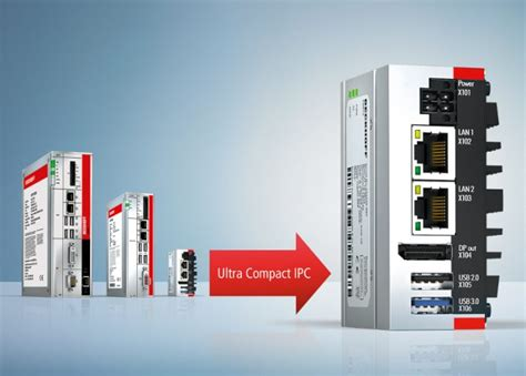 beckhoff introduces its new ultra compact c6015 industrial pc for universal use expo21xx news
