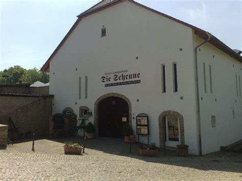 Restaurant Nennig Scheune by Quot Restaurant Scheune Quot Victor S Residenz Hotel Schloss Berg