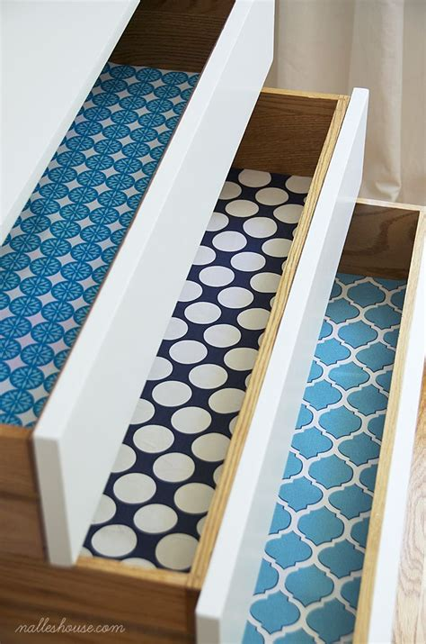 Liner For Drawers by 25 Best Ideas About Drawer Liners On Diy