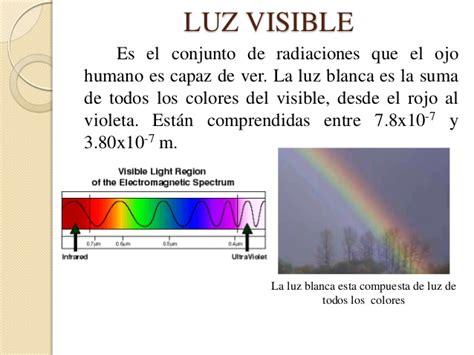 la luz entre los composici 243 n y descomposici 243 n de la luz blanca