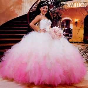 quinceanera dresses light pink puffy naf dresses