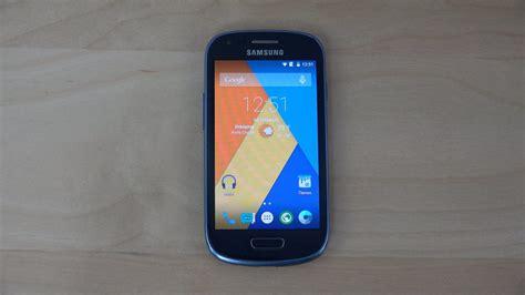 Samsung Galaxy S3 Mini Custom samsung galaxy s3 mini gets android 7 1 2 nougat via