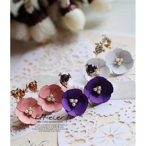 Anting Wanita Fashion Perhiasan Import Korea Style Modis Trendy Fashio 5 anting wanita korea tt0471 moro fashion