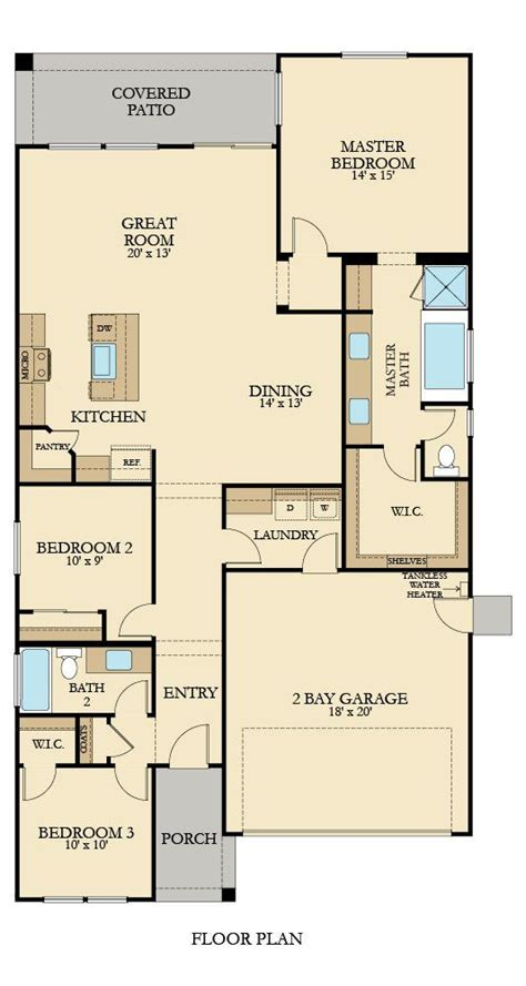 Lennar House Plans 36 Best Lennar Floorplans Single Story Images On Floor Plans New Home Plans And