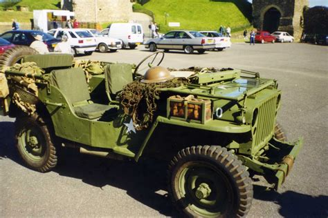 Jeep Willys 1944 1944 Willys Jeep The Resault