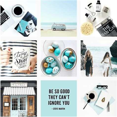 instagram layout inspiration 10 creative brands to inspire your instagram business strategy