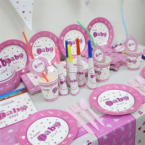Wholesale Suppliers Home Decor girl 1st birthday party decorations