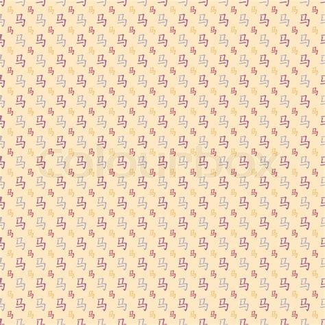 Muster Tapete Abstrakte Chinesische Pferd Hieroglyphe Muster Tapete Vektorgrafik Colourbox