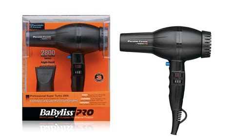 Babyliss Hair Dryer Babp2800 babyliss pro ceramic hair dryer groupon goods
