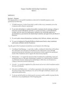 club bylaws template best photos of pto bylaws template sle bereavement