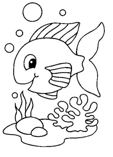 Fish Images To Color by Pictures To Colour Fish
