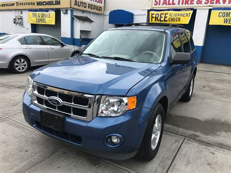 ford escape cars for sale used 2009 ford escape xlt suv 6 990 00