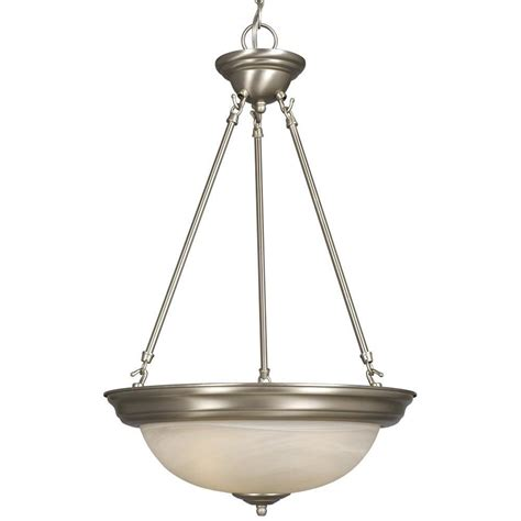 Home Depot Pendant Lighting Filament Design Negron 3 Light Pewter Incandescent Pendant Cli Xy5163319 The Home Depot