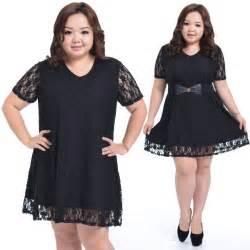 plus size lace dresses women v neck dress female