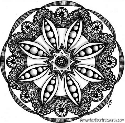zentangle pattern floor 92 best zendala images on pinterest zentangle patterns