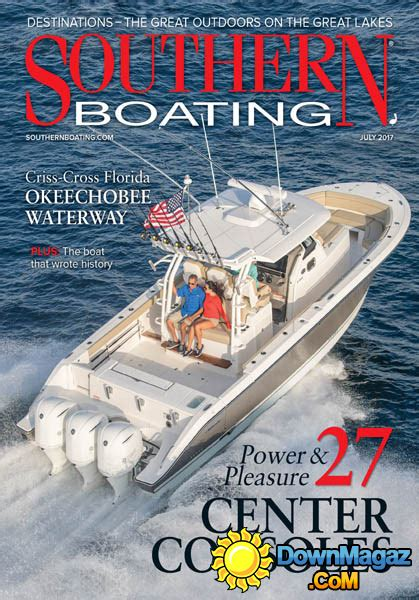 southern boating magazine southern boating 07 2017 187 download pdf magazines