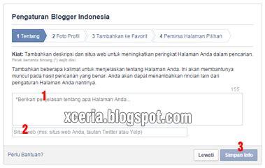 teks prosedur membuat gitar cara membuat halaman di facebook fans page xceria