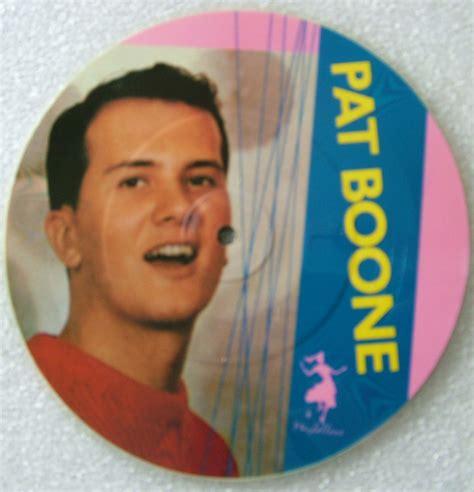 pat boone bernadine terry s picture discs