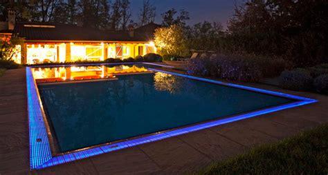 illuminazione piscina lade piscina led cromoterapia sys piscine