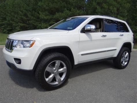 2011 lifted jeep grand buy used jeep 2011 grand limited 5 7l 4x4