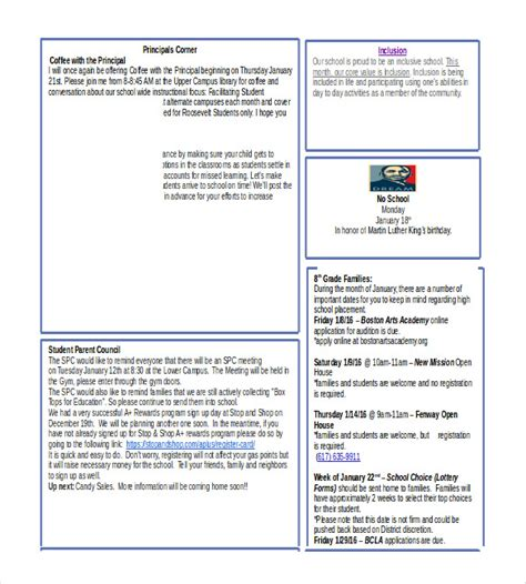 newsletter template word word newsletter template 31 free printable microsoft