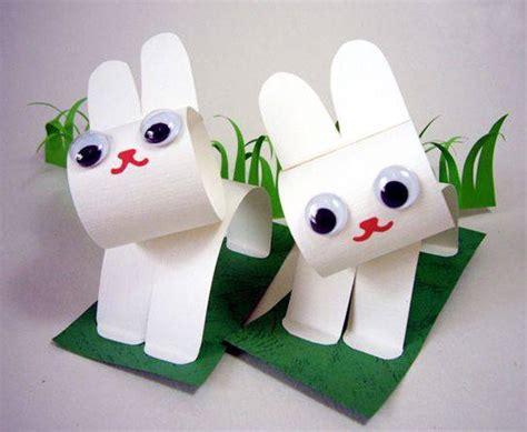 cool crafts made out of paper اعمال فنية من الورق الملون للأطفال