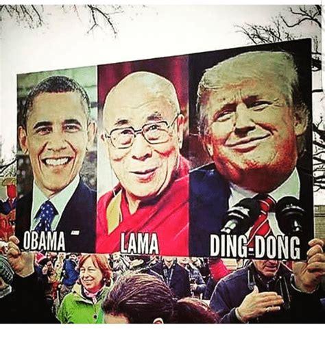Obama Lama Ding Dong Meme obama lama ding dong meme on me me