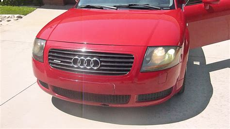 Audi Tt Headlight by 2000 Audi Tt Mk1 8n Xenon Hid Headlight Right