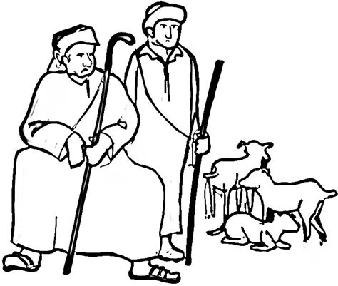 coloring pages christmas shepherds coloring pages for quot kids quot welcome to fairview christian