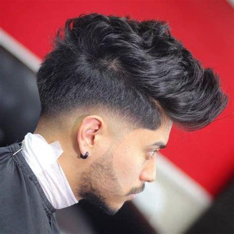drop fade haircuts  guide drop fade
