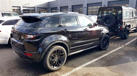 land rover range rover evoque black 2018 land rover range rover evoque black design car