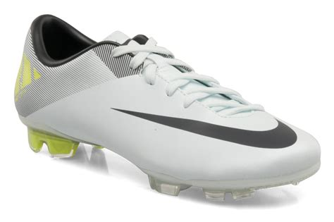 Nike Mercurial Miracle Ii Fg nike mercurial miracle ii fg sport shoes in white at
