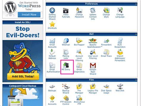 Office 365 Mail Koppelen Dns Records Maken Op Hostgator Voor Office 365 Office 365