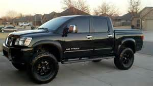 Lifted Nissan Titan For Sale Lifted Nissan Titan