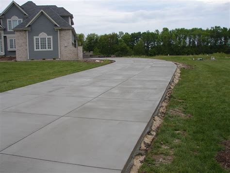 Driveway And Patio Company Concrete Driveway Jbs Construction