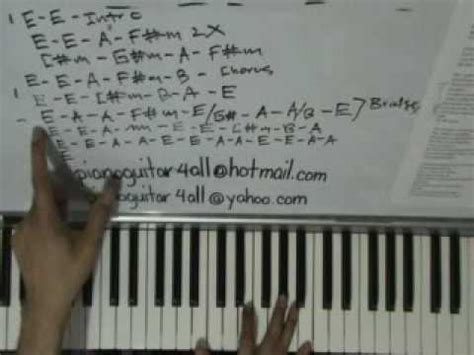 tutorial piano miley cyrus the climb miley cyrus piano accompaniment youtube