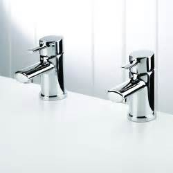 Bath Shower Mixer Taps Uk marflow north2south chrome basin taps nor100 marflow
